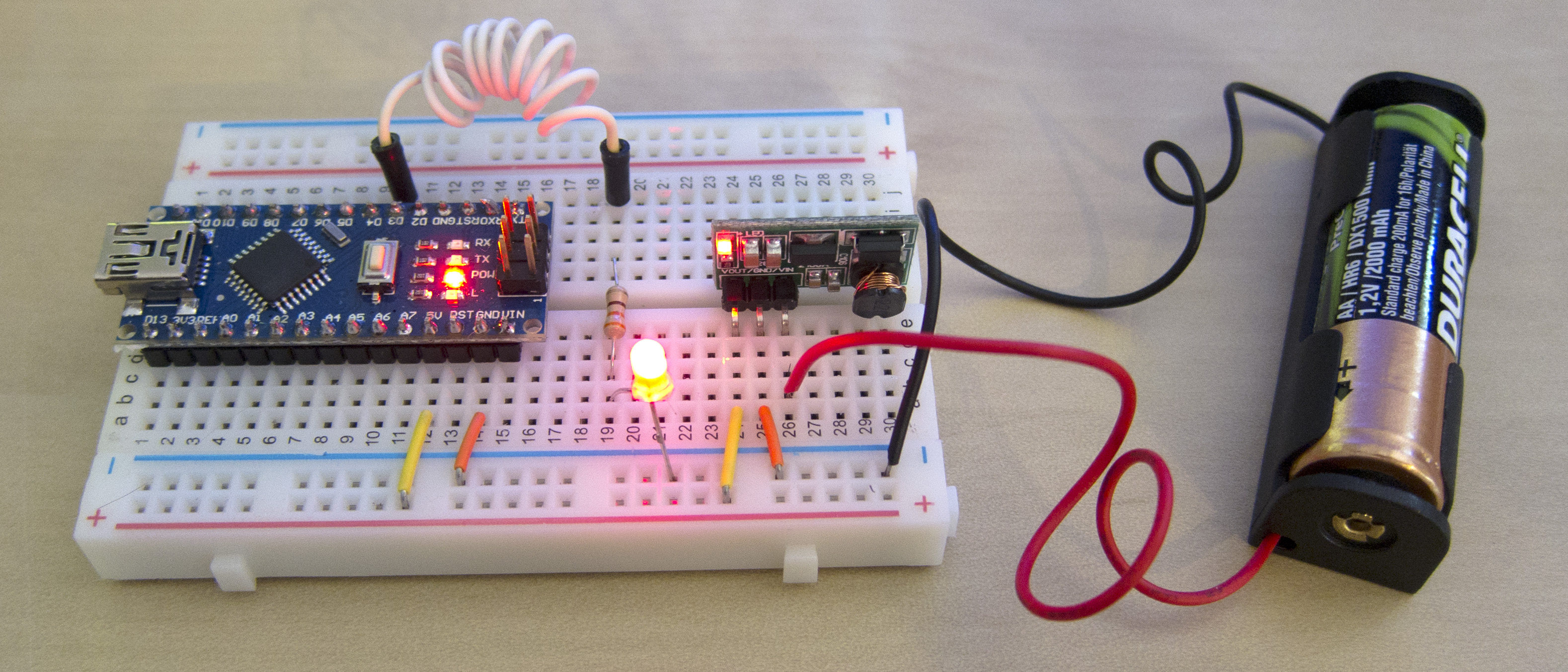 Powering Your Arduino Cache Hyliston S Caching Log