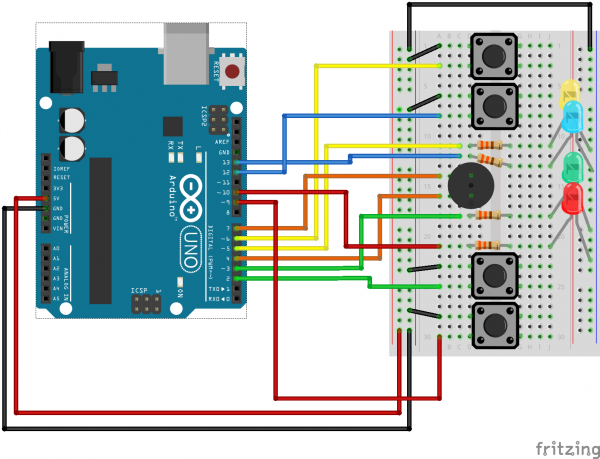 Arduino Uno Circuit Diagram Arduino And Igaging Scales